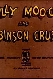 Molly Moo Cow and Robinson Crusoe Poster