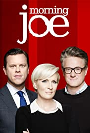 Morning Joe Poster