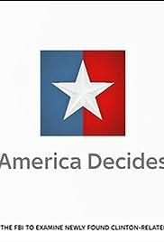 America Decides Poster