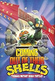 Teenage Mutant Ninja Turtles: Coming Out of Their Shells Tour (1990) Poster - Movie Forum, Cast, Reviews