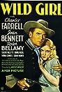 Wild Girl (1932) Poster