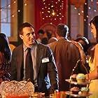Chad Donella and Erica Durance in Smallville (2001)