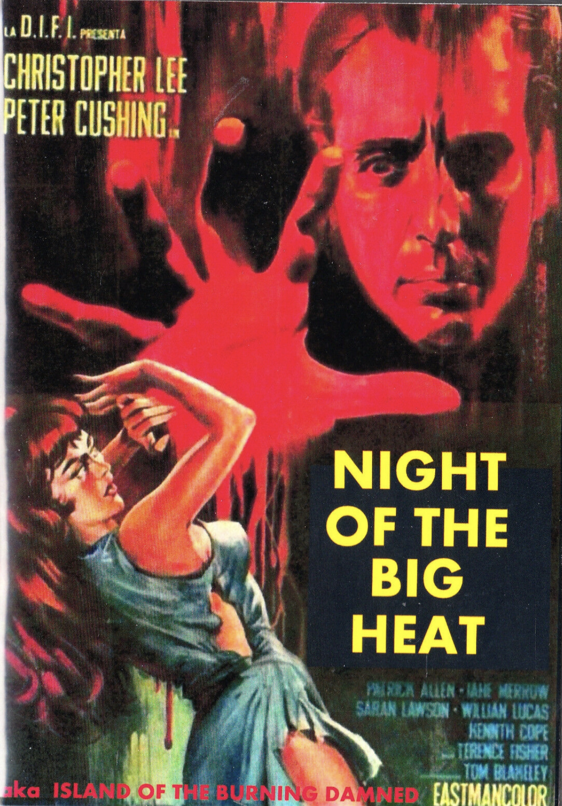 Night of the Big Heat hd on soap2day