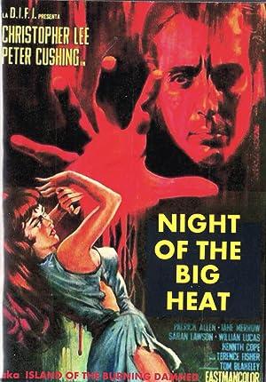 Where to stream Night of the Big Heat