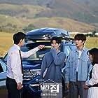 Geon-joo Jung, Ji-On Yoon, Ji-seok Kim, and Jung So-Min in Wolgan Jib (2021)