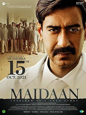 Maidaan movie, song and  lyrics