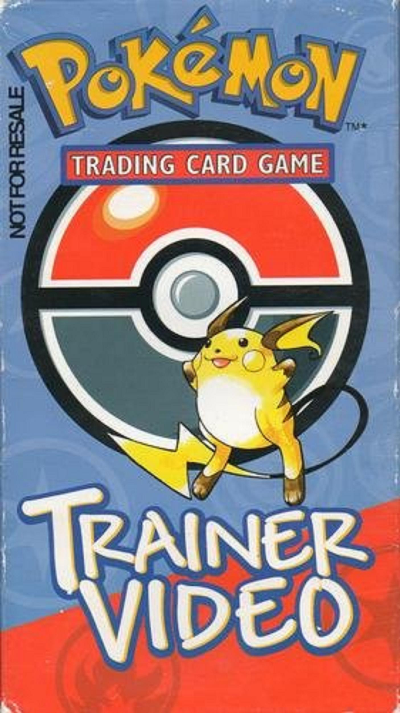 Pokemon Video Games Trading Cards