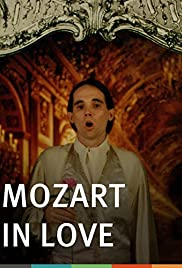 Mozart in Love Poster