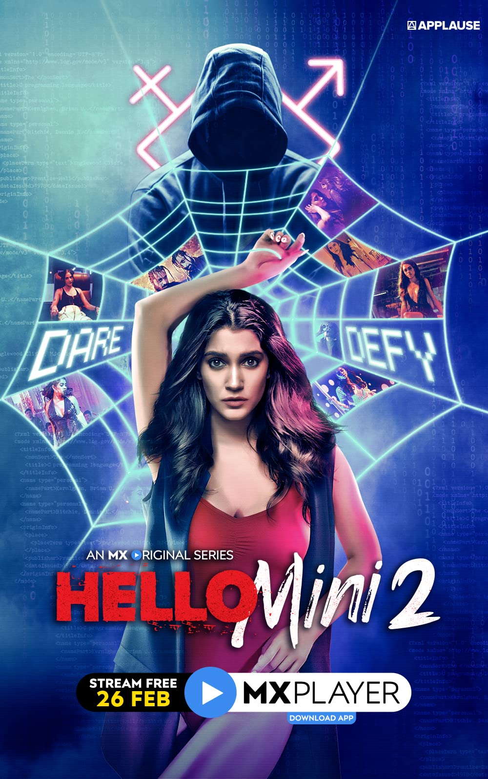 Hello Mini 2 2021 S02 Hindi MX Original Complete Web Series 720p HDRip 1.8GB x264 AAC