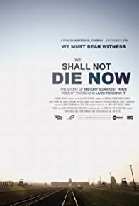 Primary photo for We Shall Not Die Now