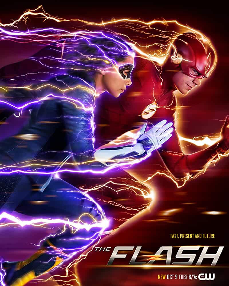 The Flash Season 5 Web-DL 480p 720p 1080p [Episode 6 Added]
