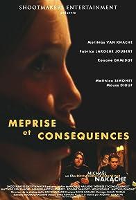 Primary photo for Méprise et conséquences