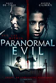 Paranormal Evil Poster