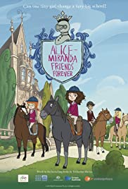 Alice-Miranda Friends Forever Poster