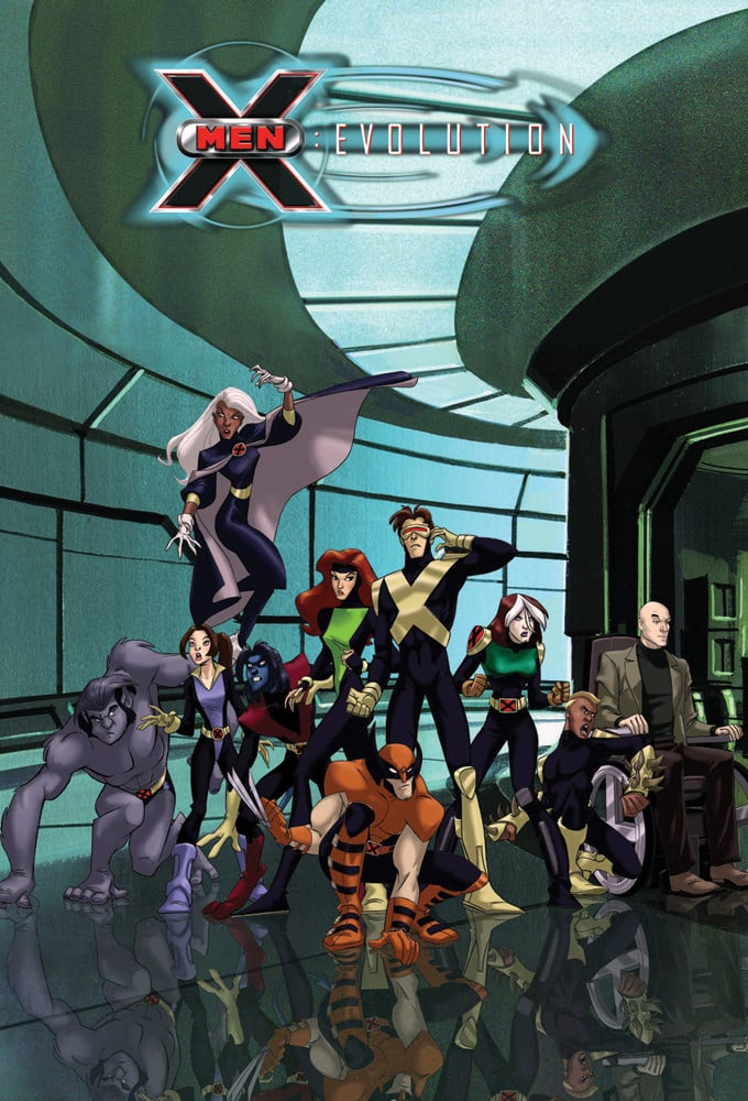 X-Men Evolution (Tv Series)