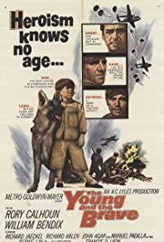 The Young and the Brave Poster