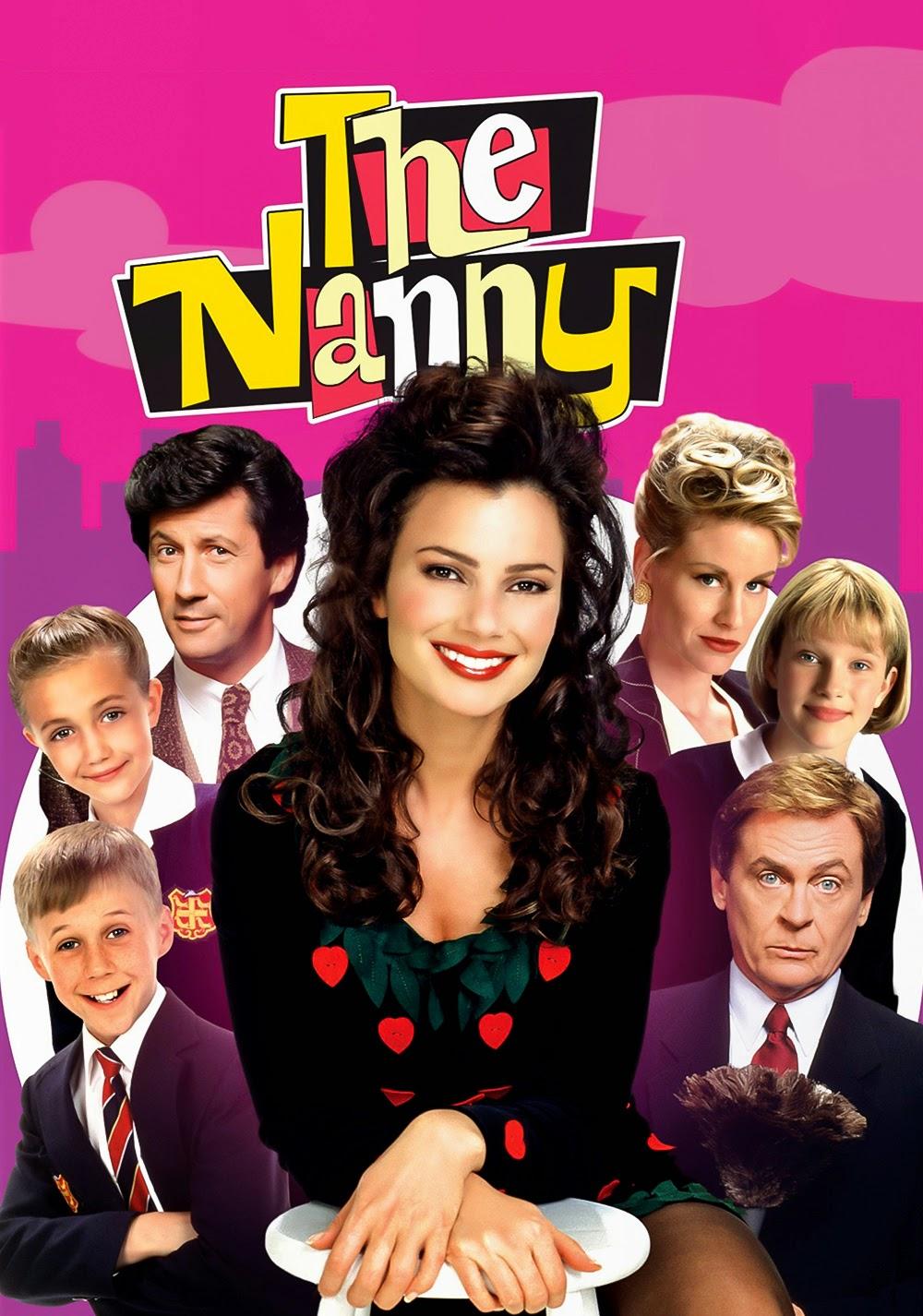 The Nanny Tv Series 19931999 Imdb