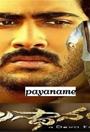 Prasthanam Poster