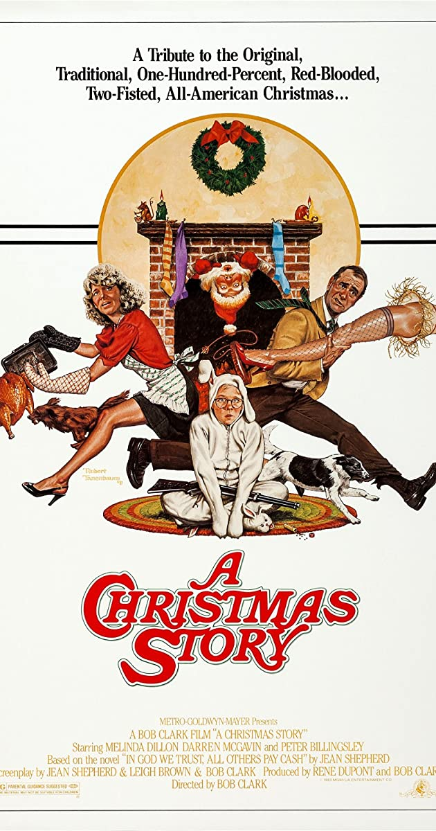 A Christmas Story (1983) - Full Cast & Crew - IMDb