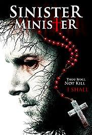 Sinister Minister Poster