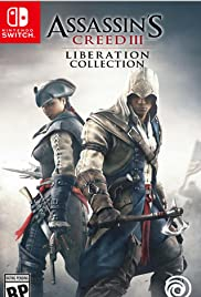 Assassin's Creed III: Liberation Poster