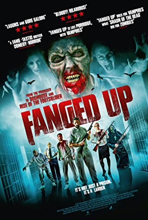 Where to stream Fanged Up