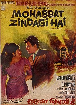 Mohabbat Zindagi Hai movie, song and  lyrics