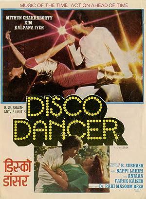 Where to stream Disco Dancer
