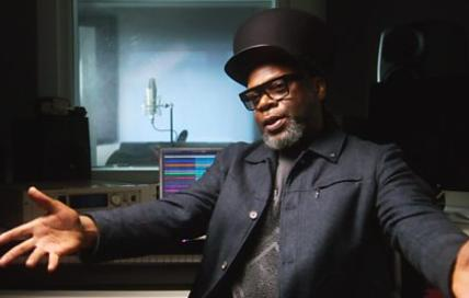 Jazzie B in Smashing Hits! The 80s Pop Map of Britain & Ireland (2018)
