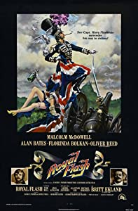 Movie trailer downloads Royal Flash [BDRip]