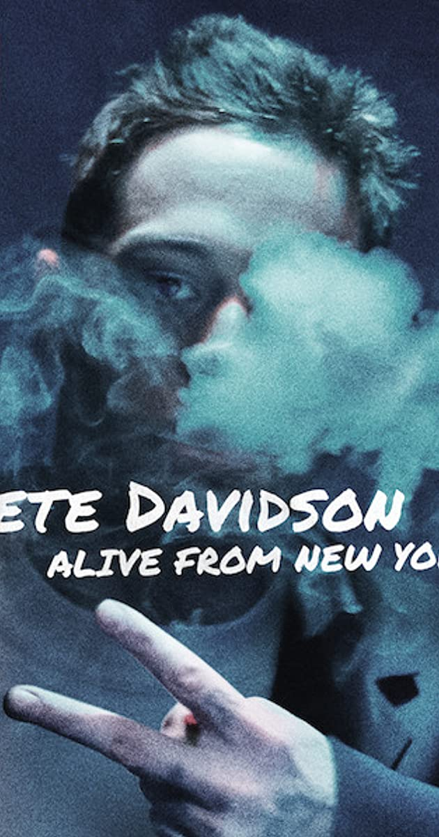 Subtitle of Pete Davidson: Alive from New York