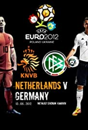 Group B: Netherlands vs Germany Poster