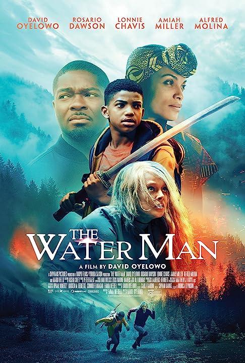 The Water Man (2020) Hindi Dubbed