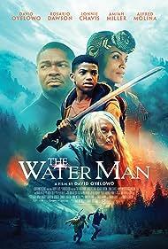 Rosario Dawson, David Oyelowo, Amiah Miller, and Lonnie Chavis in The Water Man (2020)