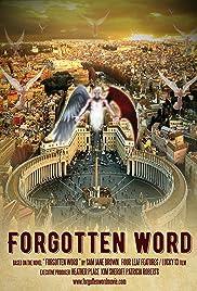 Forgotten Word Poster