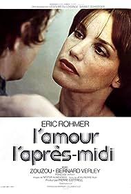 L'amour, l'après-midi (1972) Poster - Movie Forum, Cast, Reviews