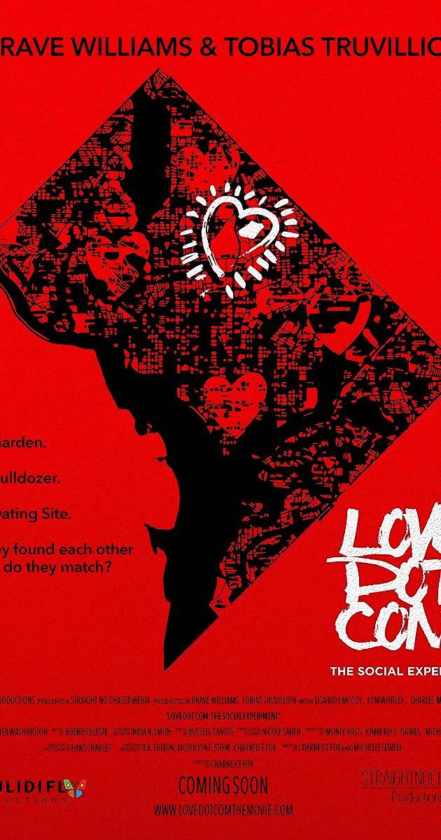 Subtitle of Love Dot Com: The Social Experiment