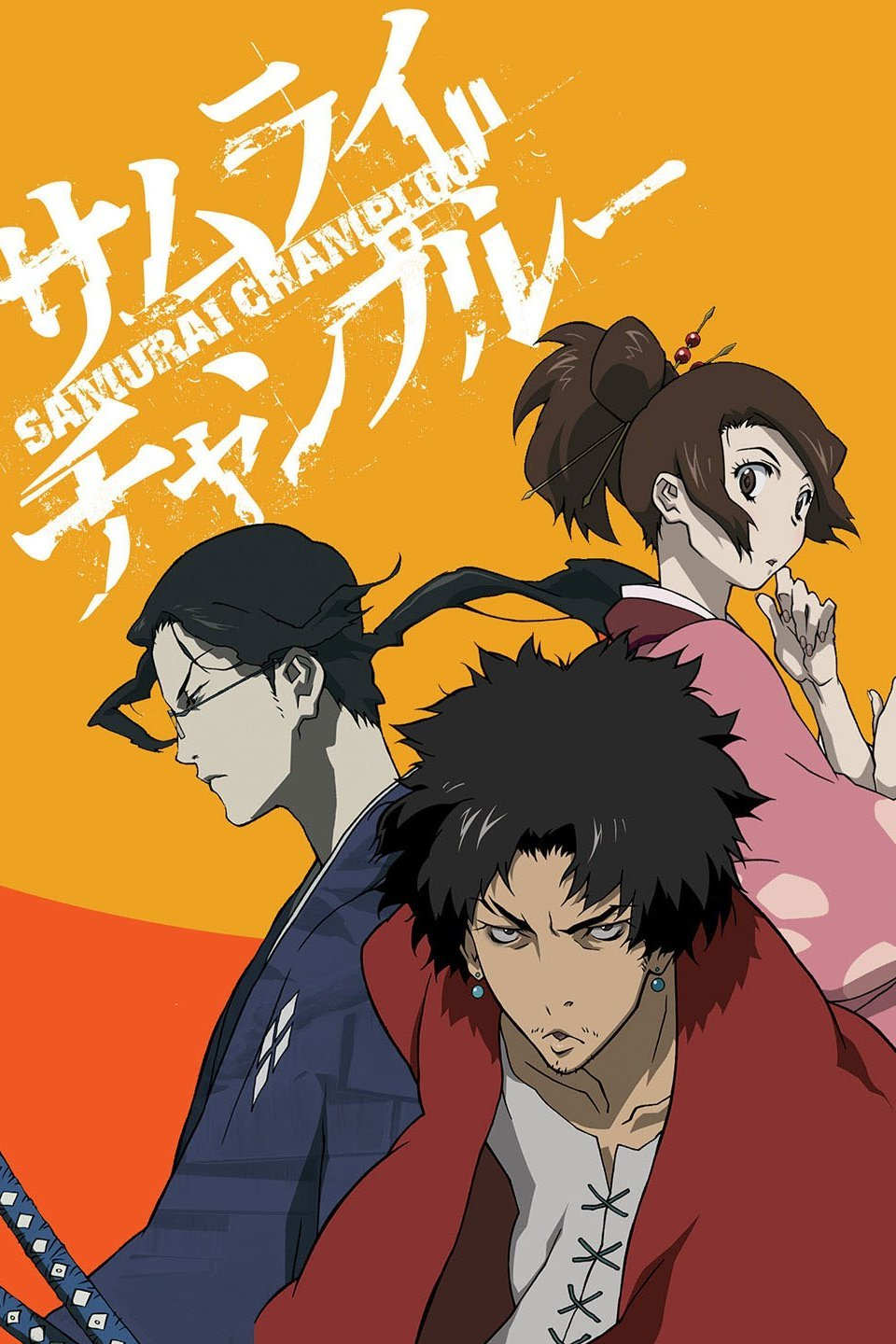 Samurai Champloo (TV Series 2004–2005) - IMDb