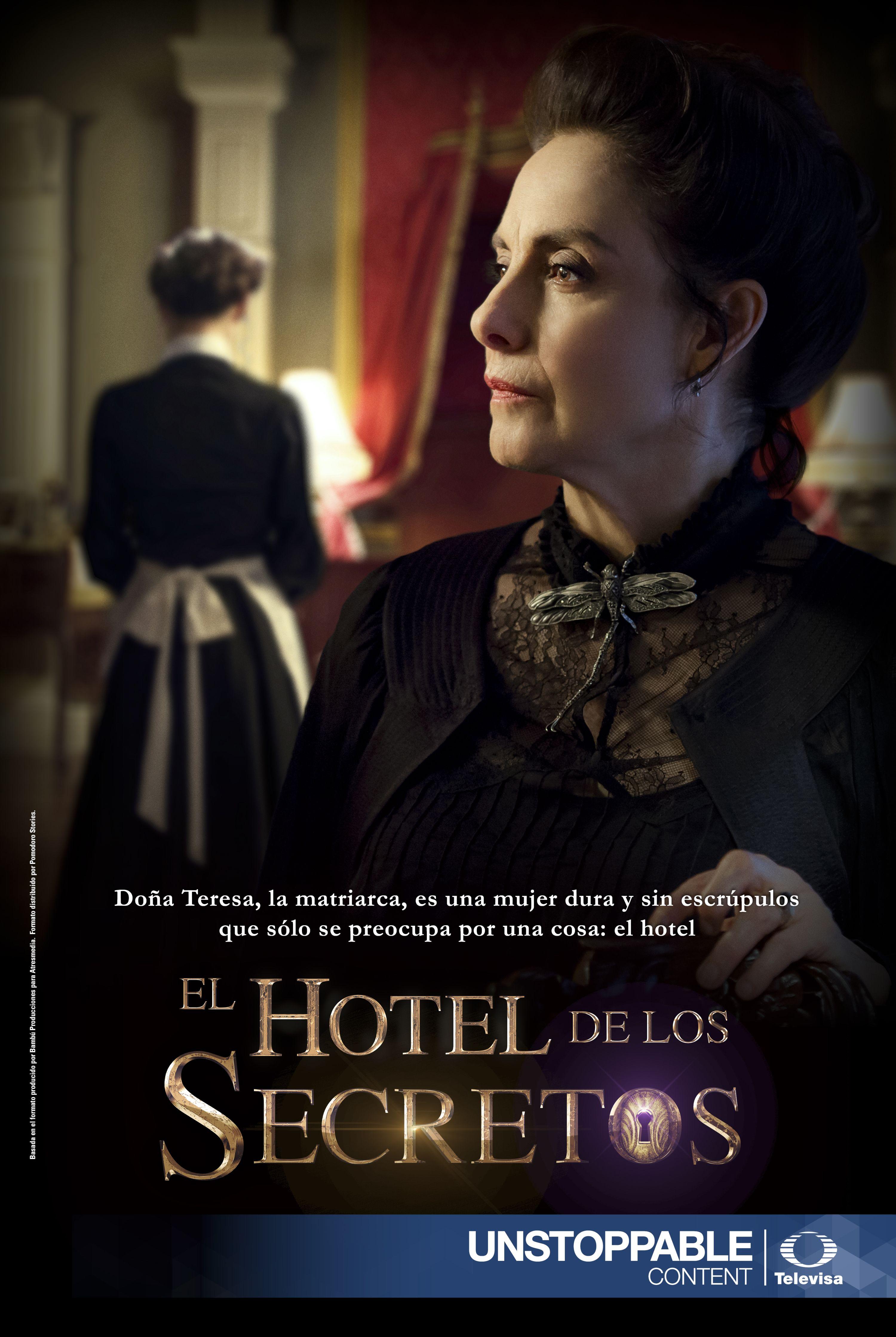 El hotel de los secretos (TV Series 2016– ) - IMDb