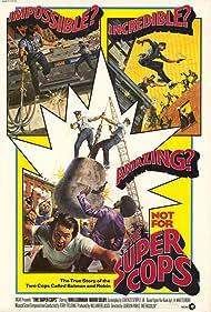 The Super Cops (1974) Poster - Movie Forum, Cast, Reviews