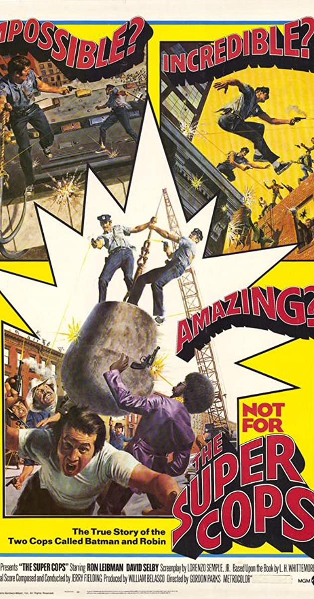 The Super Cops (1974) - IMDb