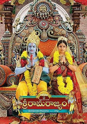 Where to stream Sri Rama Rajyam