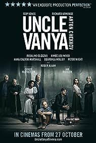 Roger Allam, Richard Armitage, Anna Calder-Marshall, Toby Jones, Dearbhla Molloy, Peter Wight, Aimee Lou Wood, and Rosalind Eleazar in Uncle Vanya (2020)