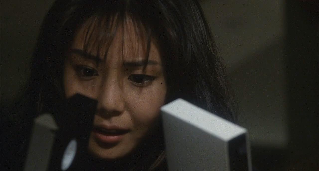 Nanako Matsushima in Ringu (1998)