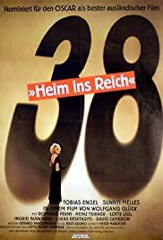 '38 - Vienna Before the Fall Poster