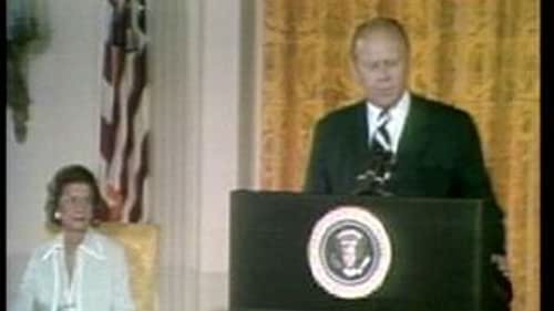 Biography: Gerald R. Ford: Healing the Presidency