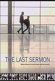 The Last Sermon Poster