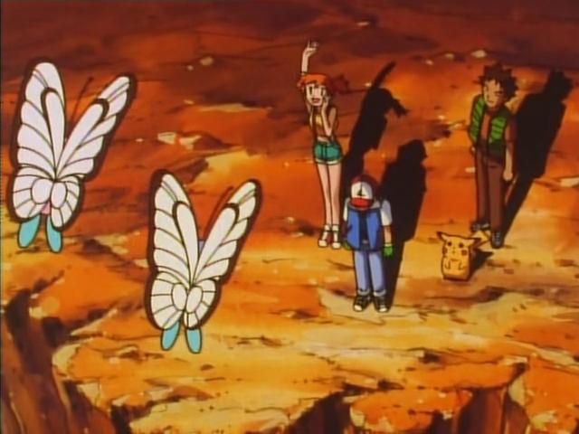 pokémon bye bye butterfree tv episode 1997 imdb