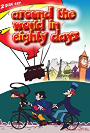 Around the World in Eighty Days Poster - TV Show Forum, Cast, Reviews