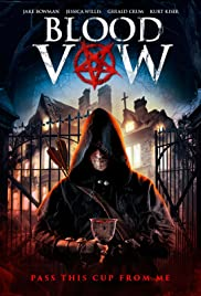 Blood Vow Poster